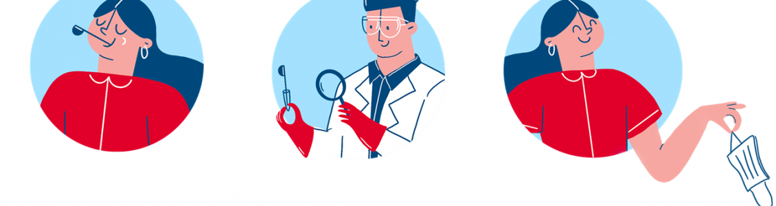 COVID-19 Saliva Antibody Test