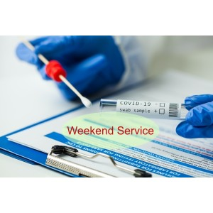 (Weekend) COVID-19 rtPCR+IgM Test (Same Day)