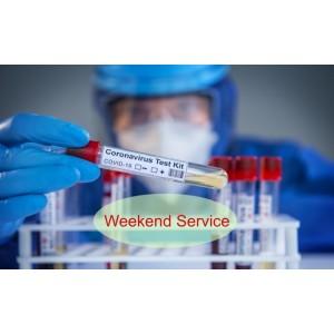 (Weekend) COVID-19 rtPCR+IgM (N) Test (Same Day)